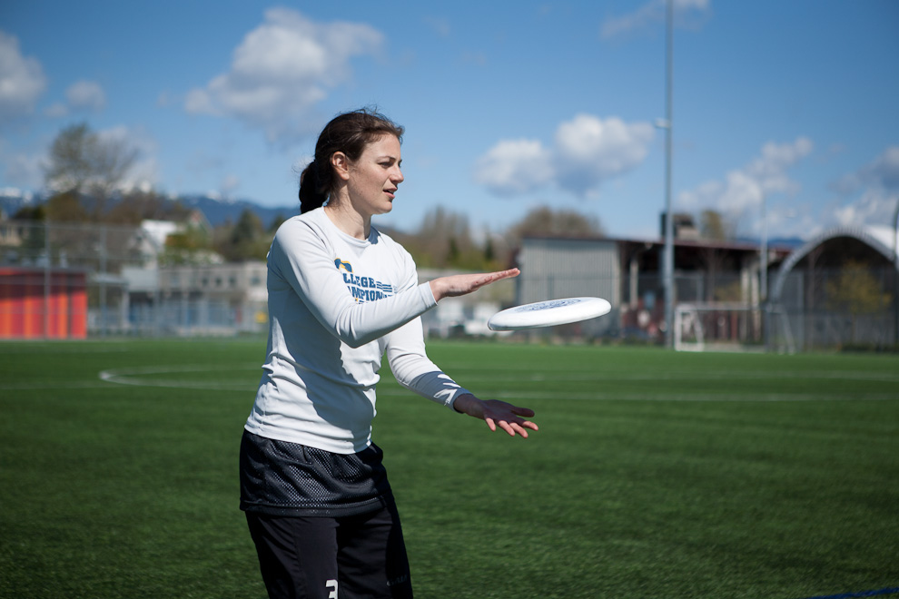Catching Vancouver Ultimate League