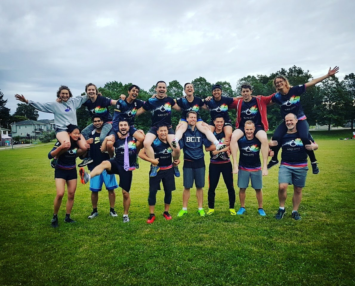 Spirit of the Game | Vancouver Ultimate League